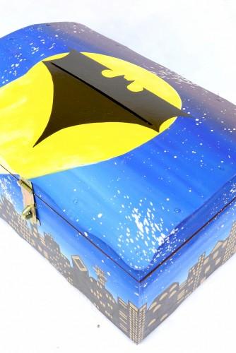"Cufar nunta ""Batman"""