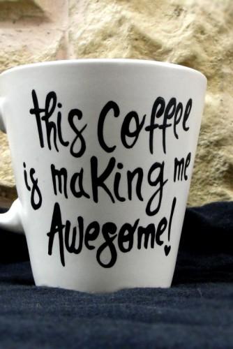 """Cana """"Awesome coffee"""""""