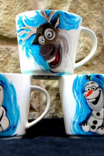 "Cani ""Frozen"""