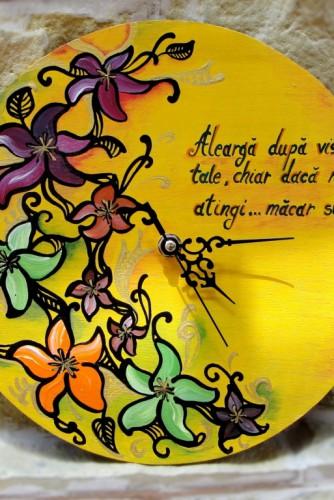 """Ceas de perete """"Splendor"""""""