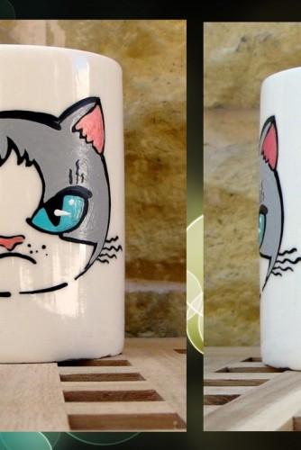 "Cana ""My grumpy cat"""