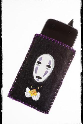"""Husa telefon """"Kaonashi"""""""