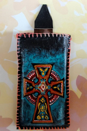 "Husa telefon ""Celtic Cross"""