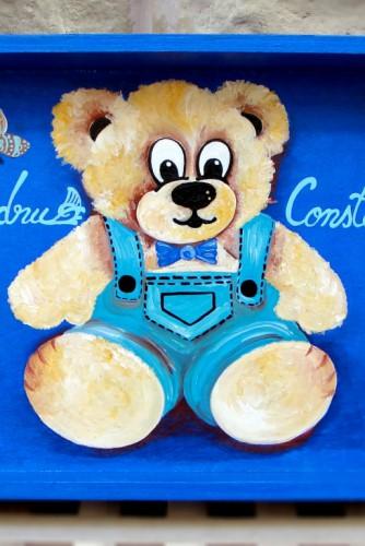 "Set pentru moț ""Fluffy Bear"""